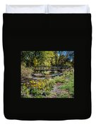 Paint Creek Bridge Duvet Cover