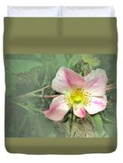 Paint Mines Wild Rose Duvet Cover