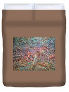Paint Number 37 Duvet Cover by James W Johnson