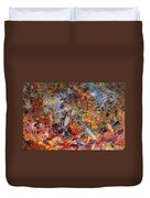Paint Number 43a Duvet Cover by James W Johnson
