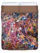 Paint Number 49 Duvet Cover
