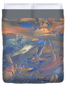 Paint Number 58c Duvet Cover