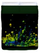 Paint Sculpture 3 Duvet Cover
