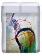 Paint Solo 8 Duvet Cover