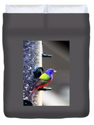 Painted Bunting - Img 9757-002 Duvet Cover
