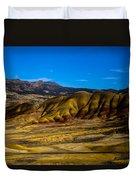 John Day National Monument 2 Duvet Cover