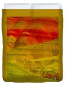Painted Hills 9 Duvet Cover
