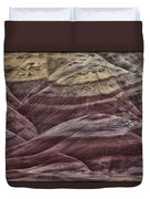 Painted Hills Duvet Cover