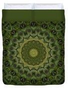 Painted Kaleidoscope 11 Duvet Cover