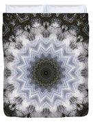 Painted Kaleidoscope 16 Duvet Cover