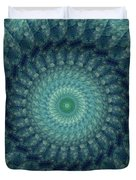 Painted Kaleidoscope 3 Duvet Cover