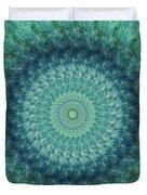 Painted Kaleidoscope 7 Duvet Cover