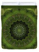 Painted Kaleidoscope 8 Duvet Cover