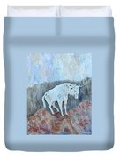 Painted Pony Duvet Cover