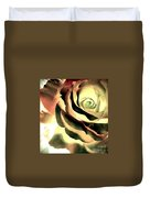 Painted Rose 1 Duvet Cover