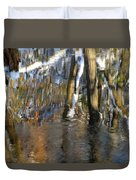 Painting With Light The Mind For Existence Duvet Cover