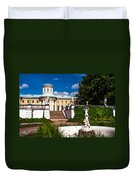 Palace Archangelskoe. Russian Versal Duvet Cover