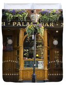 Palace Bar - Dublin Ireland Duvet Cover