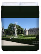 Palace Bussy Rabutin And Garden Duvet Cover