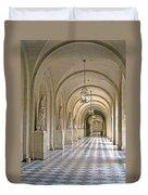 Palace Corridor Duvet Cover