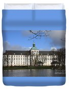 Palace Gottorf - Schleswig Duvet Cover