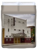 Palace Movie Theater Duvet Cover