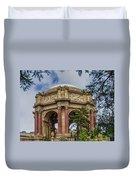 Palace Of Fine Arts - San Francisco California Duvet Cover