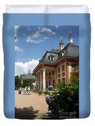 Palace Pillnitz - Germany Duvet Cover
