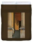 Palace Step Duvet Cover