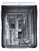 Palais De Justice Duvet Cover