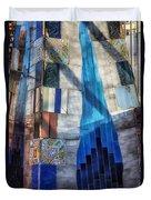 Palau Guell Duvet Cover