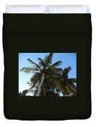Palm Trees Duvet Cover