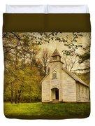 Palmer Chapel Duvet Cover