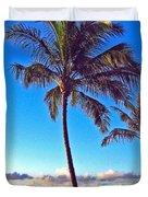 Palms 438 Duvet Cover