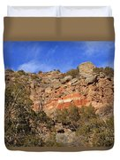 Palo Duro Canyon 021713.102 Duvet Cover