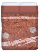Palo Duro Canyon 040713.20 Duvet Cover
