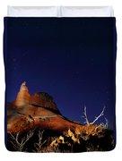 Palo Duro Canyon 2am-114844 Duvet Cover