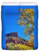 Palo Duro Canyon Duvet Cover