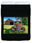 Palouse Dodge Duvet Cover