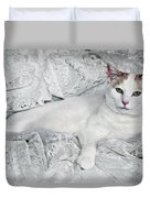 Pampered Pet Duvet Cover