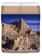 Panaca Sandstone Formations Cathedral Gorge State Park Nevada Duvet Cover