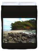 Panama Island Duvet Cover