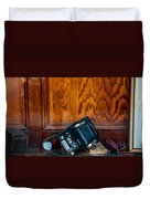 Pancam Duvet Cover