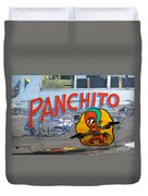 Panchito Duvet Cover
