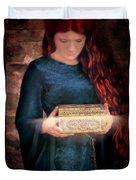 Pandora With The Box Duvet Cover