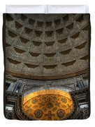 Pantheon Ceiling Detail Duvet Cover
