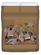 Papa Grande Duvet Cover by Marilyn Smith