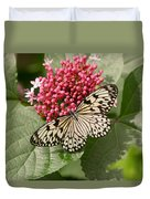 Paper Kite Butterfly Duvet Cover