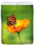 Papillon Duvet Cover by Darren Fisher