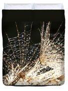 Parachute Filaments Duvet Cover